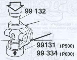 вилка крестовины Scania 94, вилка крестовины Scania 114, вилка крестовины Scania 124, вилка крестовины Scania 144