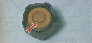система охлаждения Renault Megane 2, давление Renault Megane 2