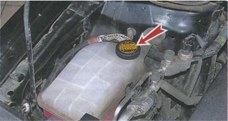 система охлаждения Toyota Corolla
