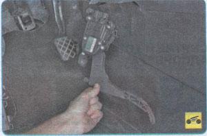 педаль дроссельной заслонки Skoda Octavia, педаль дроссельной заслонки Skoda Octavia Tour
