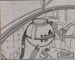 сливной клапан охлаждающей жидкости Skoda Fabia
