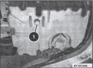 двигатель серии М57 BMW 7
