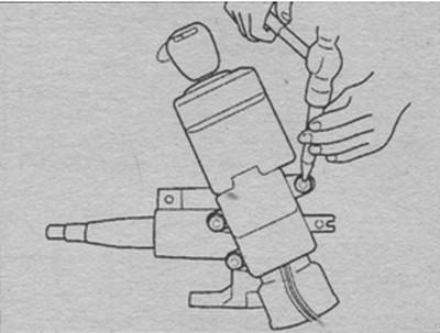 снятие иммобилайзера в Suzuki Liana