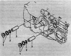 цилиндр Subaru Wagon, цилиндр Subaru Justy