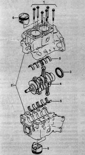 двигатель Subaru Wagon, двигатель Subaru Justy