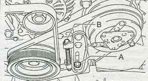 стопорная гайка Subaru Legacy, стопорная гайка Outback, стопорная гайка Lancaster