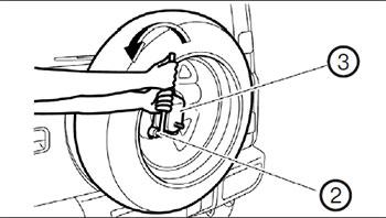 Гайки крепления колеса Suzuki Jimny