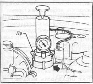 Система охлаждения Daewoo Espero