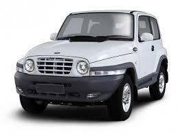 Автомобиль ТagАZ Tager, автомобиль ТагАЗ Тайгер