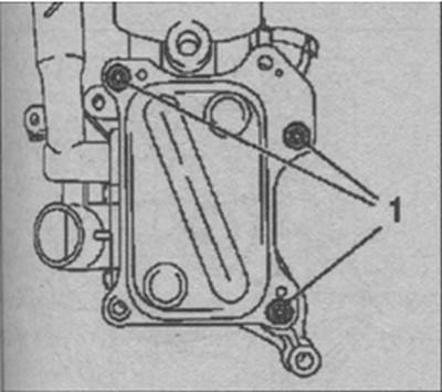 теплообменник Opel Astra H