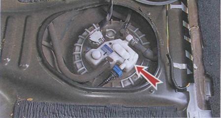 топливная система Toyota Corolla