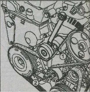 топливопровод высокого давления Renault Espace 4