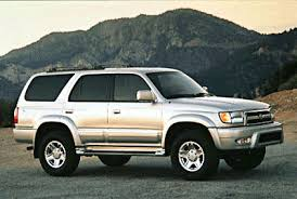 Автомобиль Toyota 4Runner, автомобиль Тойота Форанер