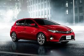 Автомобиль Toyota Auris, автомобиль Тойота Аурис