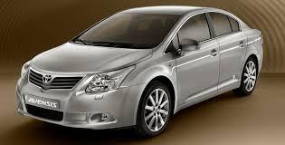Автомобиль Toyota Avensis, автомобиль Тойота Авенсис