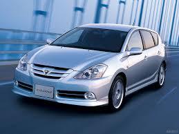Автомобиль Toyota Caldina, автомобиль Тойота Калдина