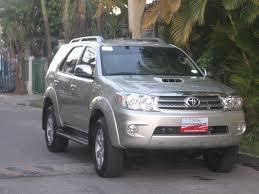 Автомобиль Toyota Fortuner, автомобиль Тойота Фортунер
