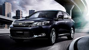Автомобиль Toyota Harrier, автомобиль Тойота Харриер