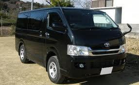 Автомобиль Toyota Hiace, автомобиль Тойота Хайс