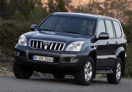 Автомобиль Toyota Land Cruiser Prado 120, автомобиль Тойота Ленд Крузер Прадо 120