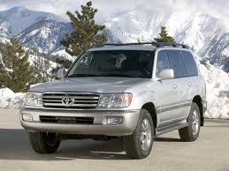 Автомобиль Toyota Land Cruiser 100, автомобиль Тойота Ленд Крузер 100
