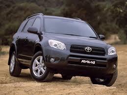 Автомобиль Toyota RAV4, автомобиль Тойота РАВ4