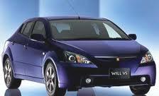 Автомобиль Toyota WiLL VS, автомобиль Тойота ВиЛЛ ВС