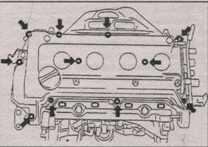 блок цилиндров Toyota bB, блок цилиндров Scion xB