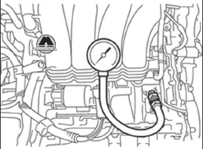 Датчик давления масла Toyota Corolla