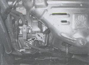 Engine oil dipstick Toyota Rav4 1994 Haynes
