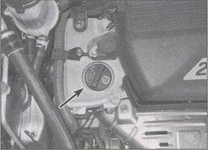 Filler cap Toyota Rav4 1994 Haynes