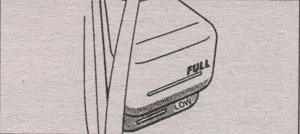 бачок охлаждающей жидкости Toyota RAV4
