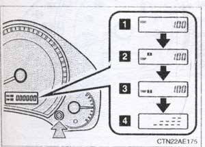 переключатель света фар Toyota Auris