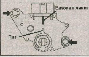 ручной клапан трансмиссии Toyota Corolla