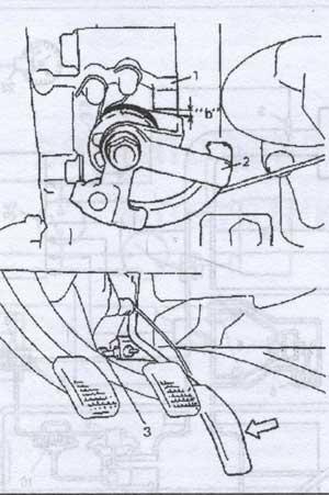 система впрыска топлива Suzuki Baleno.