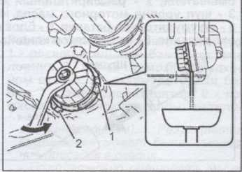 замена моторного масла Toyota Cololla, замена моторного масла Toyota Auris