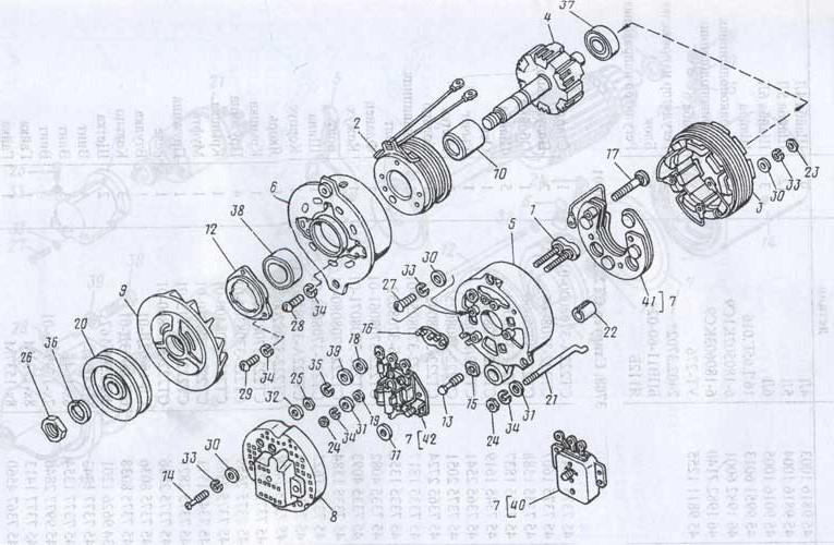 генератор Т-25А / Т-25А2 / Т-25А3