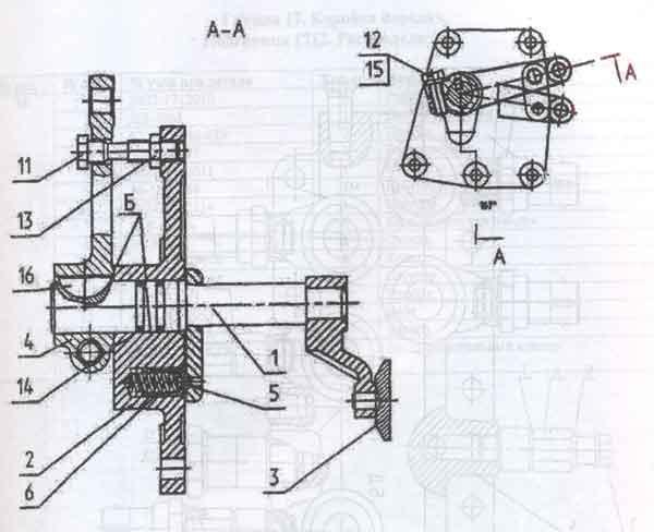 коробка передач Беларусь 2522ДВ, коробка передач Беларусь 2822ДЦ, коробка передач Беларусь 3022ДВ