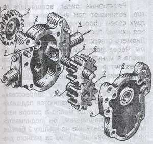 масляный фильтр тракторов Т-40М, масляный фильтр тракторов Т-40АМ, масляный фильтр тракторов Т-40АНМ