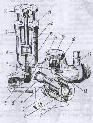 подкачивающий насос ДТ-75Н