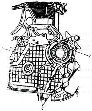 распределительная шестерня Т-25А, распределительная шестерня Т-25А2