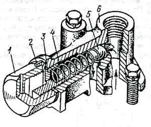 система смазки Т-40М, система смазки Т-40АМ