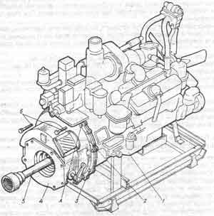 механизм сцепления Т-150, механизм сцепления ХТЗ-121, механизм сцепления ХТЗ-160, механизм сцепления ХТЗ-170