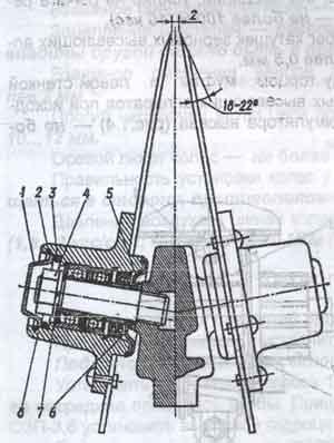 сошник двухдисковый СШ-2540