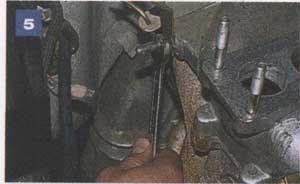 ось промежуточного вала УАЗ 31512