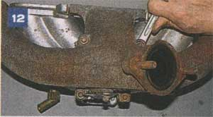 прокладка коллектора и трубопровода УАЗ 31512