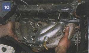 впускной коллектор УАЗ 31512