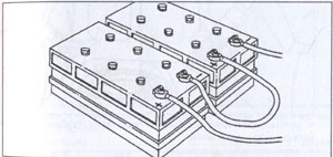аккумулятор двигателей Cummins ISX