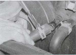 хомуты радиатора отопления