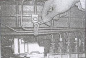 Узел трубок высокого давления FAW K6DL Диез